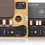 日本生まれの伝統楽器、大正琴を完全再現 UVI / NAGOYA HARP