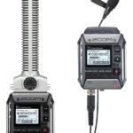 映像コンテンツの音声収録に最適なフィルード・レコーダー ZOOM / F1
