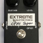 Maxon CP101のチューンナップ・モデル EXTREME GUITAR FORCE / CP101 SUPER