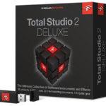 究極の音源/エフェクト・バンドル IK Multimedia / Total Studio 2 DELUXE